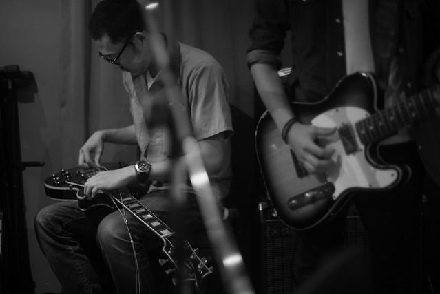T.G.I.F. blues session at Terraplane, Tokyo, 08 Jul 2016 -00102