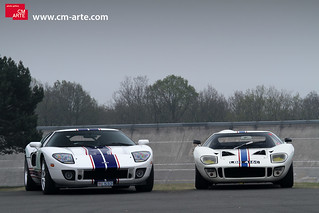 Ford GT and GT 40 | by Martin Vincent