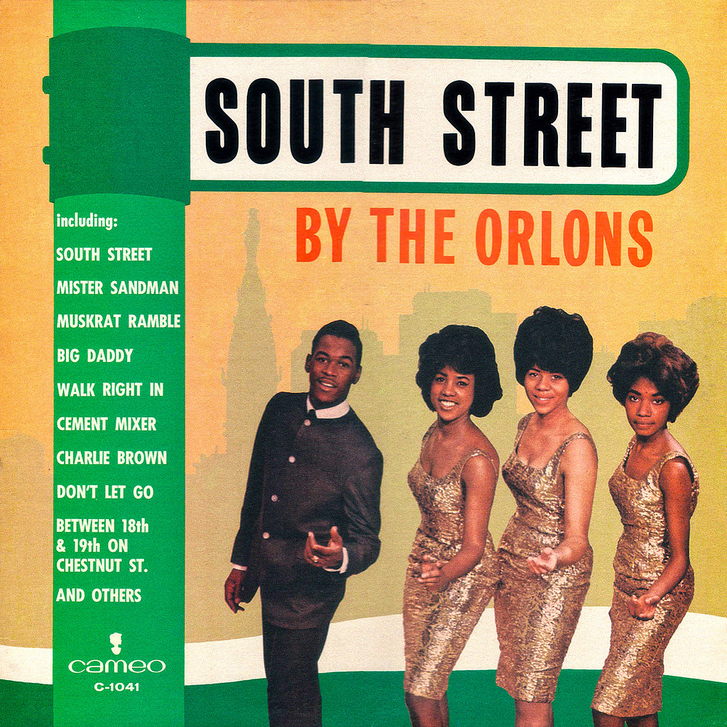 The Orlons ‎- South Street By The Orlons