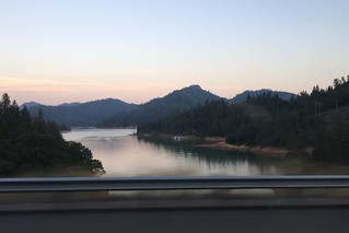 Lake Shasta California 1 July 2016