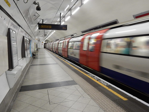 Northern Line, Embankment Underground Station, Charring Cross, London (1)