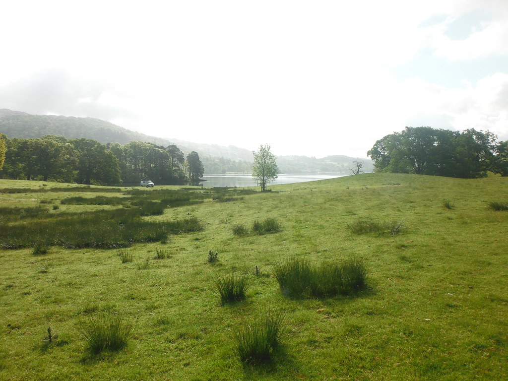 Brathay Hall Grounds 1