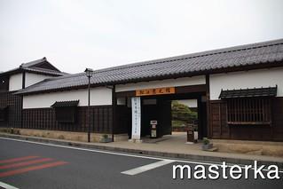 松江歴史館入り口