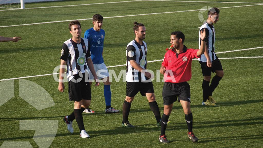 2ª Ronda Promoción de ascenso (ida). CD Burriana 1-1 CD Almazora (12/06/2016), Jorge Sastriques
