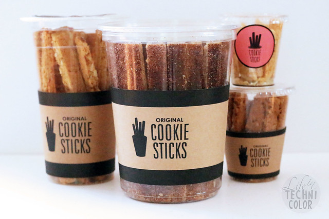 Cookie Sticks