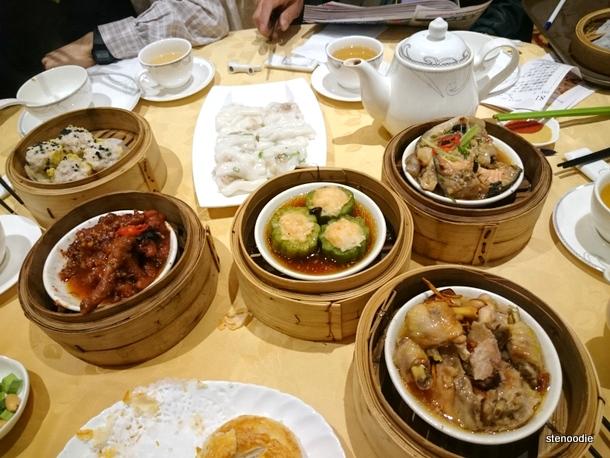 Crown Jewel Fine Dining dim sum