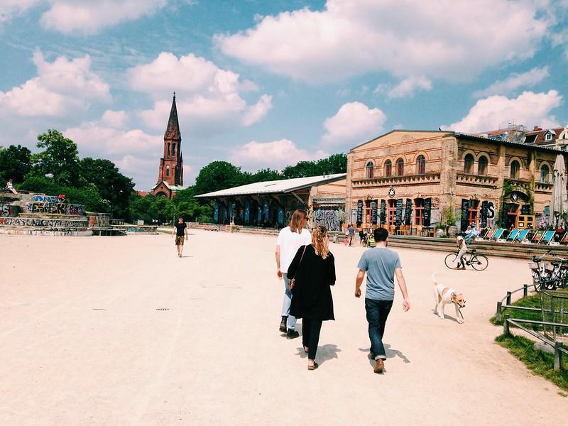 Berlin again