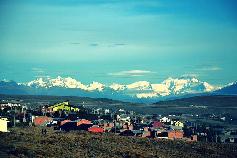 El Calafate in Argentinien / Patagonien