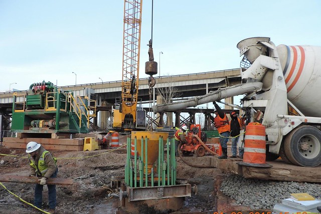Goethals Bridge Replacement Project - February 2015
