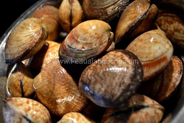 Amandes de Mer à l'ail et au Persil Gratinée © Ana Luthi Tous droits réservés 04