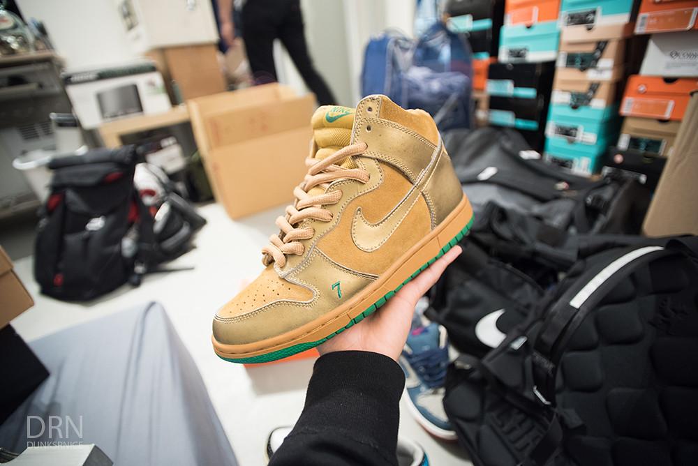 Nike SB Luckys.