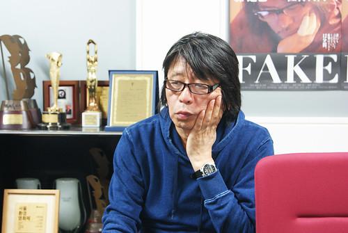 映画『FAKE』森達也監督