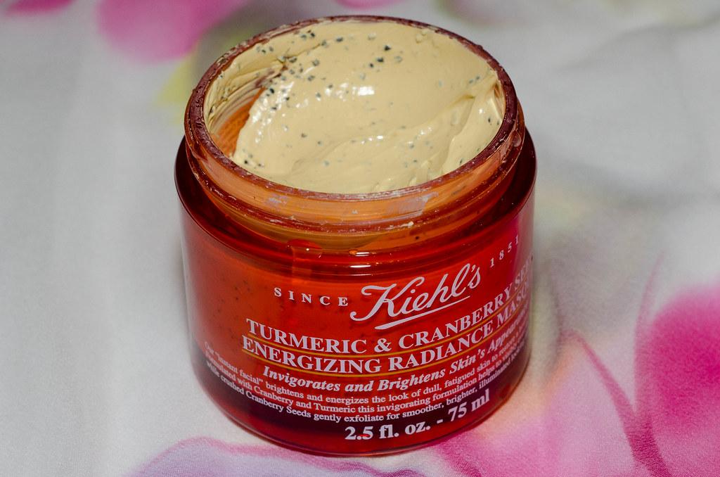 Маска для мгновенного сияния кожи Kiehl's отзыв www.mashvisage.ru