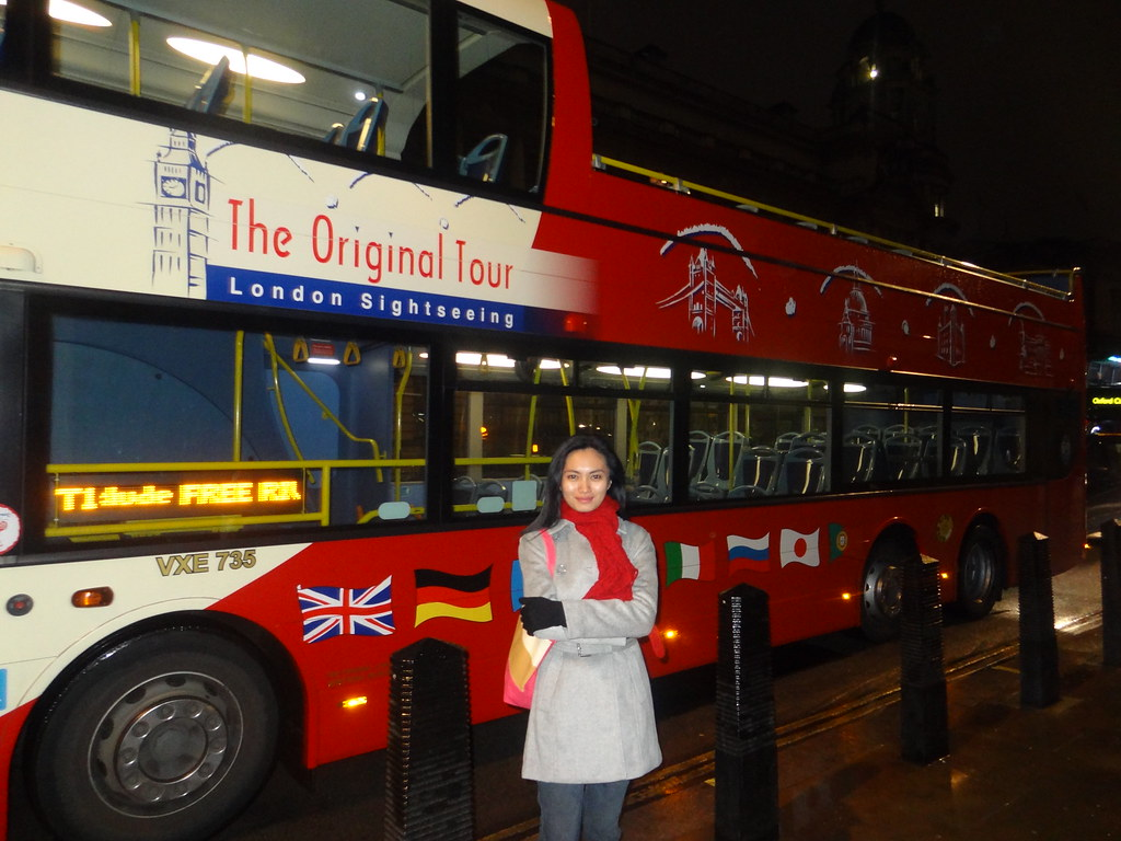 Double Decker Bus - Copyright Travelosio
