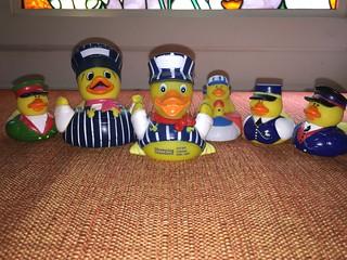 WP668 Conductor Ducks June 2016