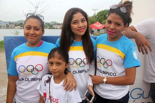 I Carrera del Día Olímpico en Petén
