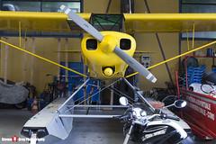 I-GEGE - 1809027 - Aero Club Como - Piper PA-18-150 Super Cub - Lake Como, Italy - 160625 - Steven Gray - IMG_6396