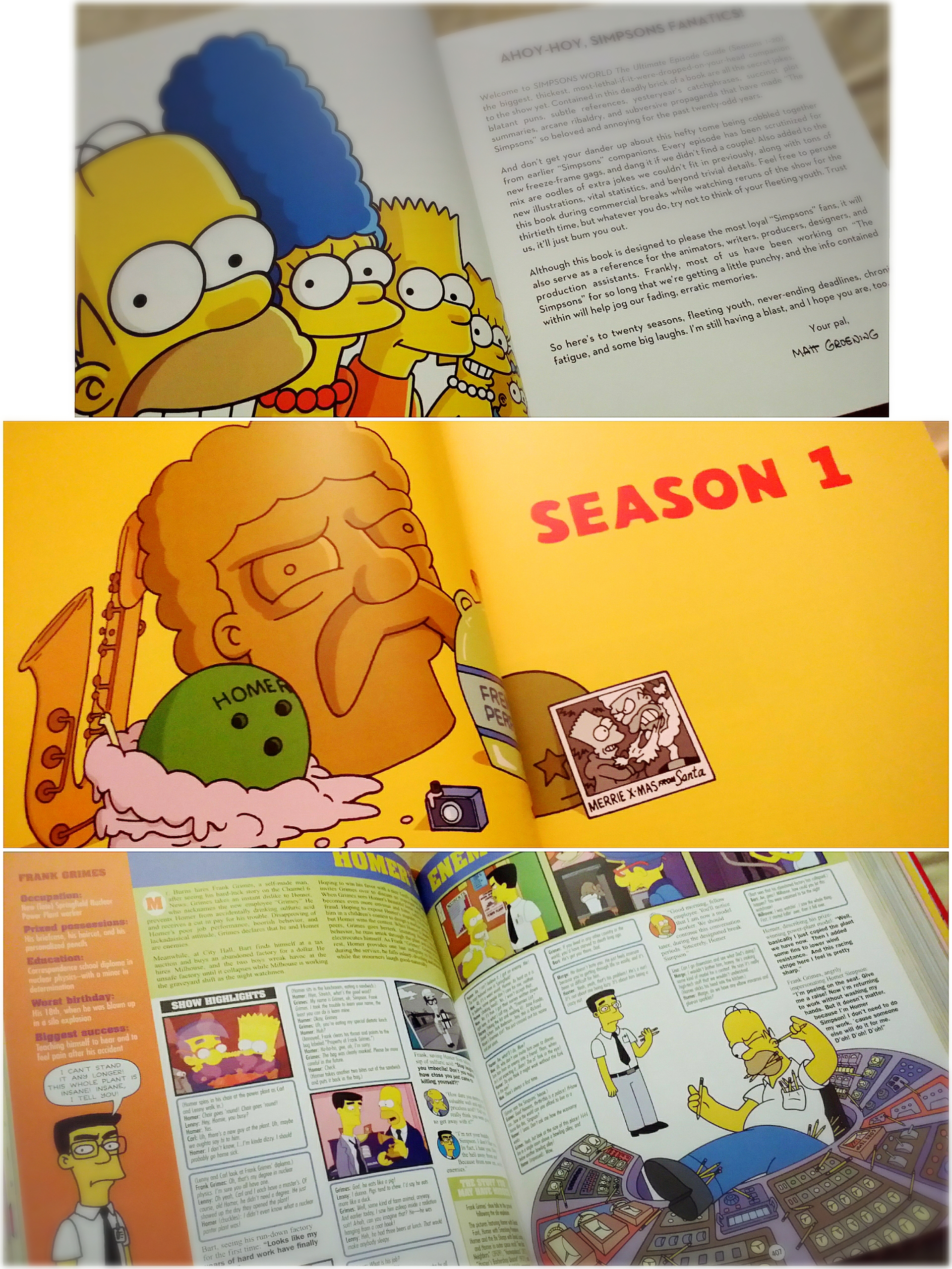 Simpsons World: The Ultimate Episode Guide - Episode 1 to 20