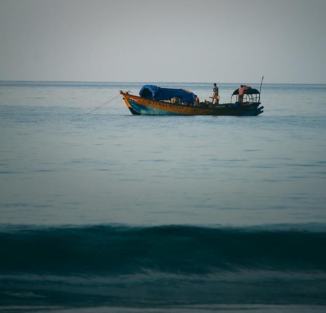 Radhanagar Fishing Boat