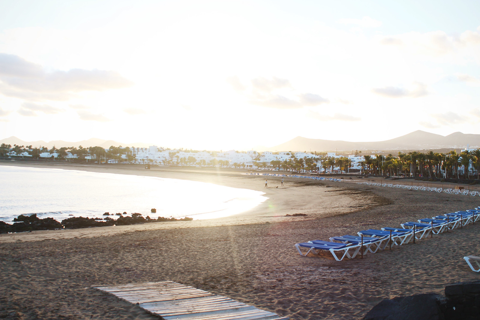 Puerto del Carmen Lanzarote beach