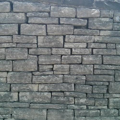 Stone wall #toronto #doorsopen #blogtodot16 #fortyork #stone #wall