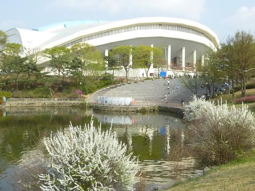 C16-Seoul-Parc Olympique-Mong-Chon Lake (1)