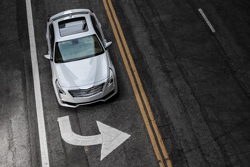 2017 Cadillac CT6, Los Angeles, CA