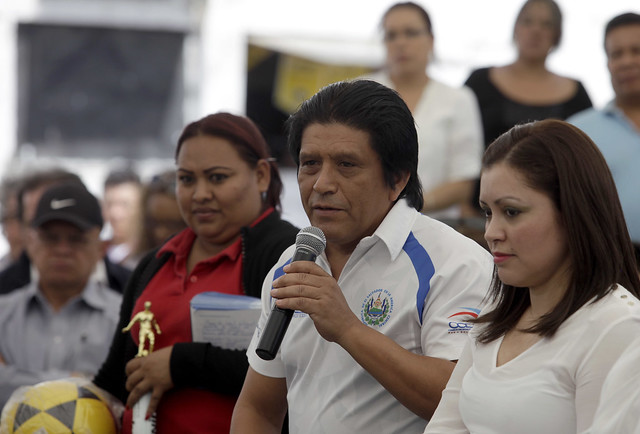 Festival del Buen Vivir y Gobernando con la Gente, Panchimalco