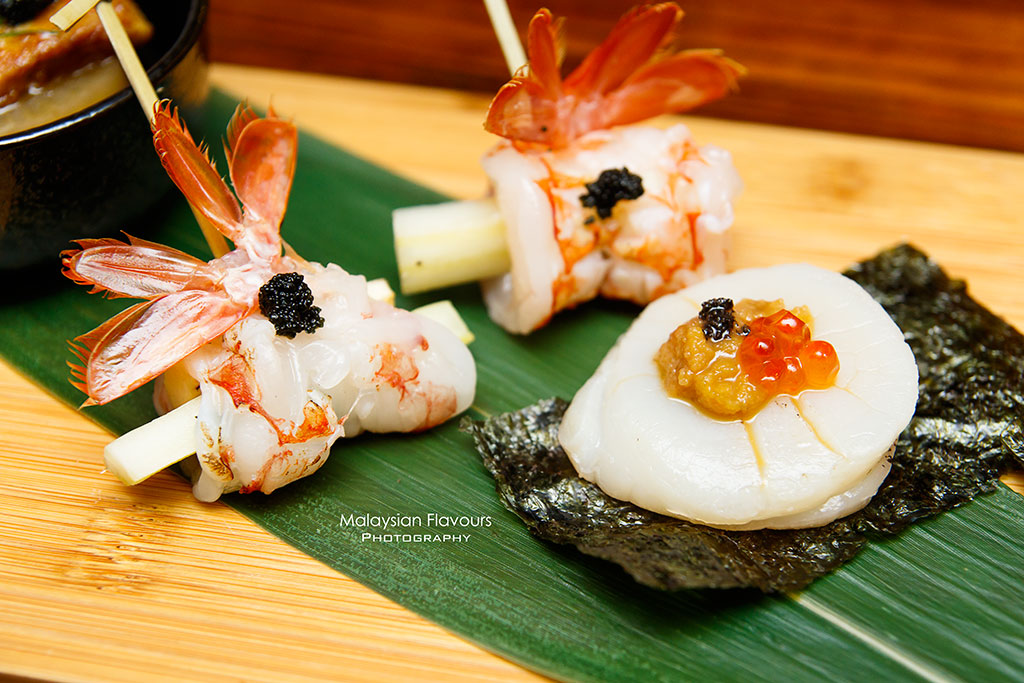 Hana Dining Sake Bar Japanese Restaurant New Menu