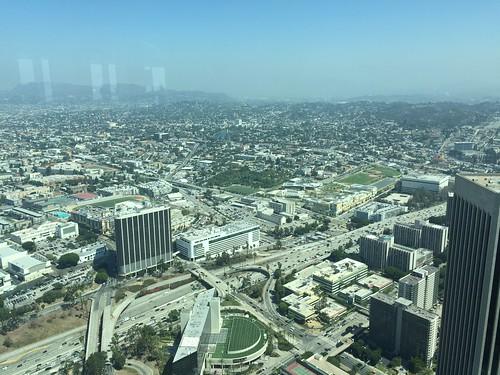 US Bank Tower skyspace
