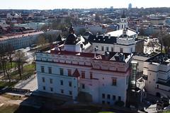 Nacionalinis muziejus Lietuvos Didžiosios Kunigaikštystės. Lithuania. Vilnius
