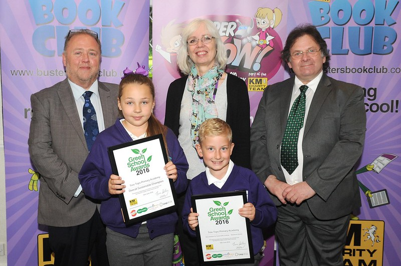 Green School Awards 2016
