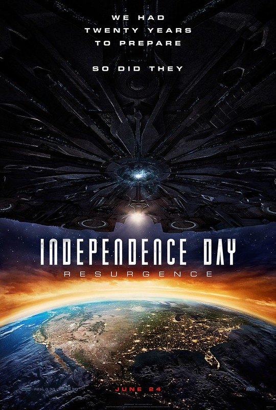 Independence Day - Resurgence - Poster 1