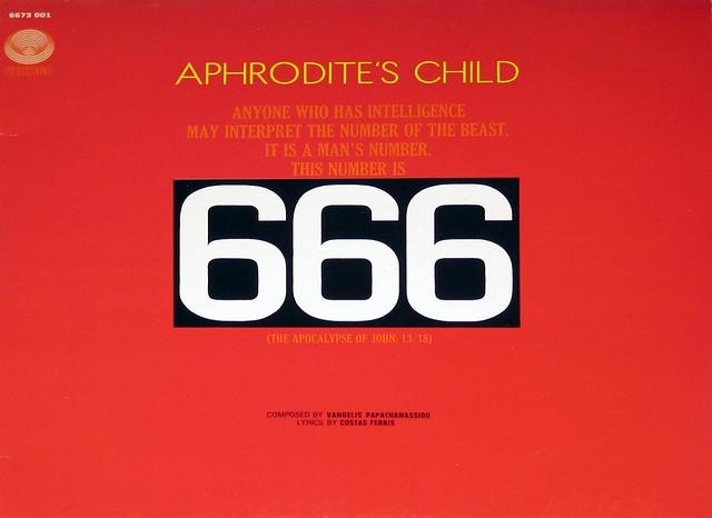 Aphrodite Child 666