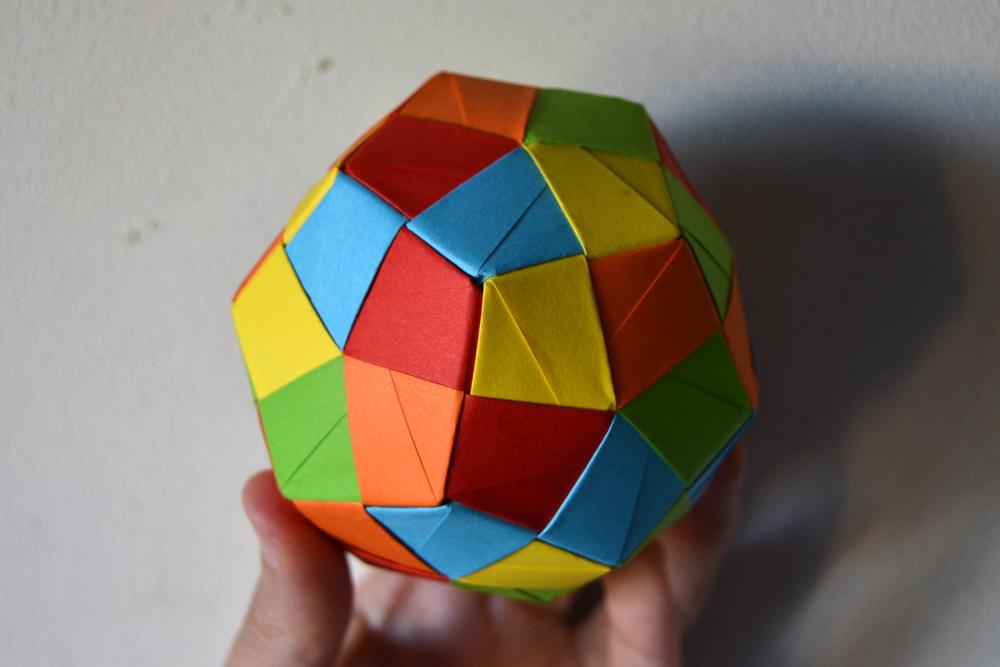 212-wood sorrel decorative ball