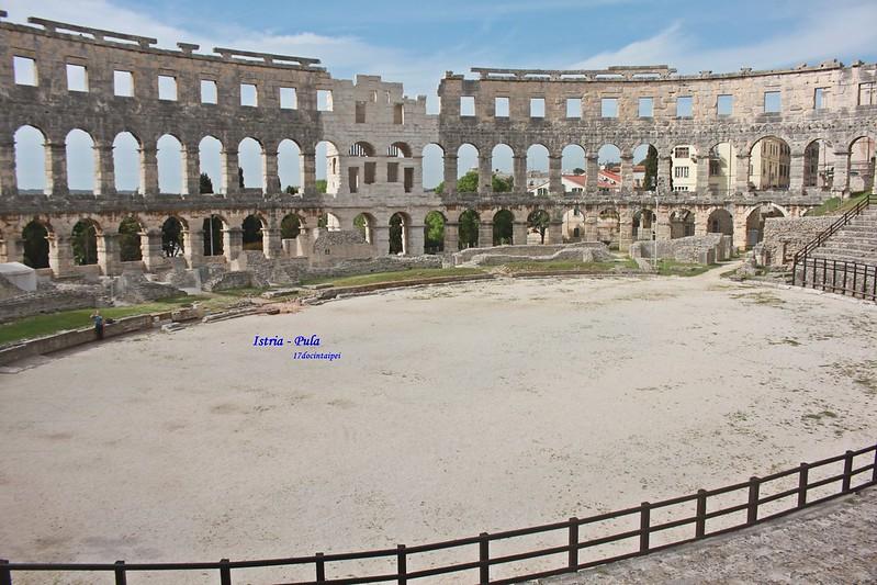 Istria-Pula-Arena-Croatia-普拉競技場-17度C隨拍- (20)