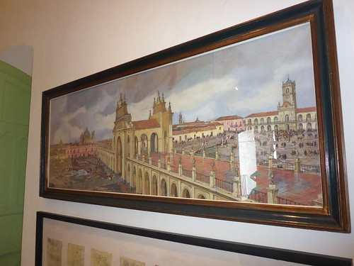 Painting of the Cabildo