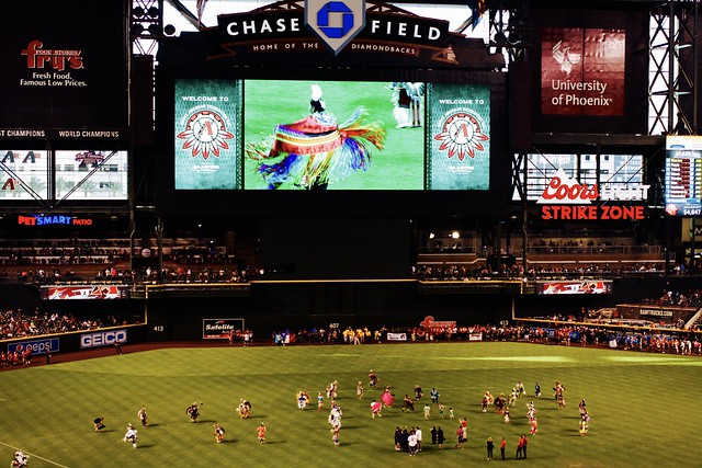 Native American Day @ Chase Field