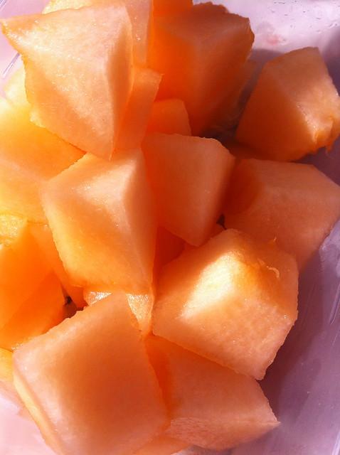 Crisp Cantaloupe