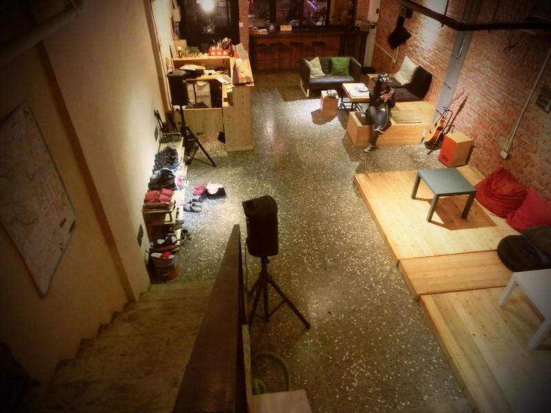 台中背包客棧-Lane62 Hostel-62巷青年旅館-17度c隨拍 (10)