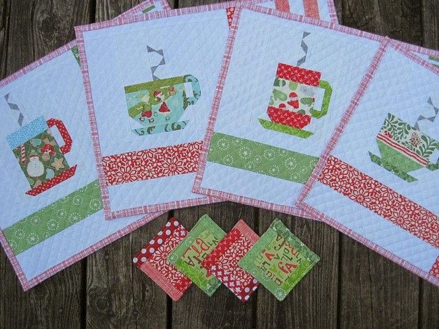 In From the Cold Placemats & Coasters