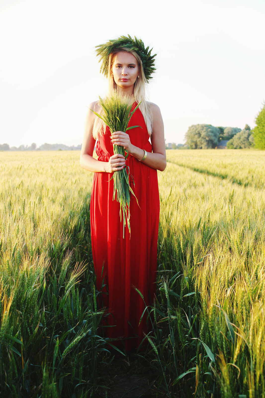 Latvian fashion and beauty blogger