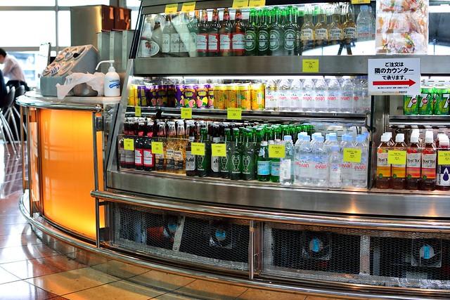 羽田空港「ウエストパークカフェ エクスプレス」