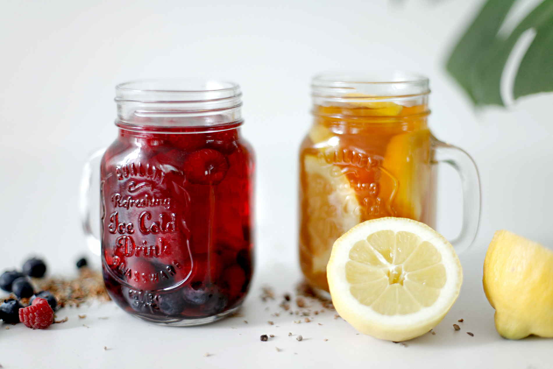 ice tea home made lemon fruit berry red ice summertime drink drinks healthy life living detox fresh water selfmade healthy good fitness fresh hot nice cooking foodblog cats & dogs ricarda schernus fashionblogger germany 6