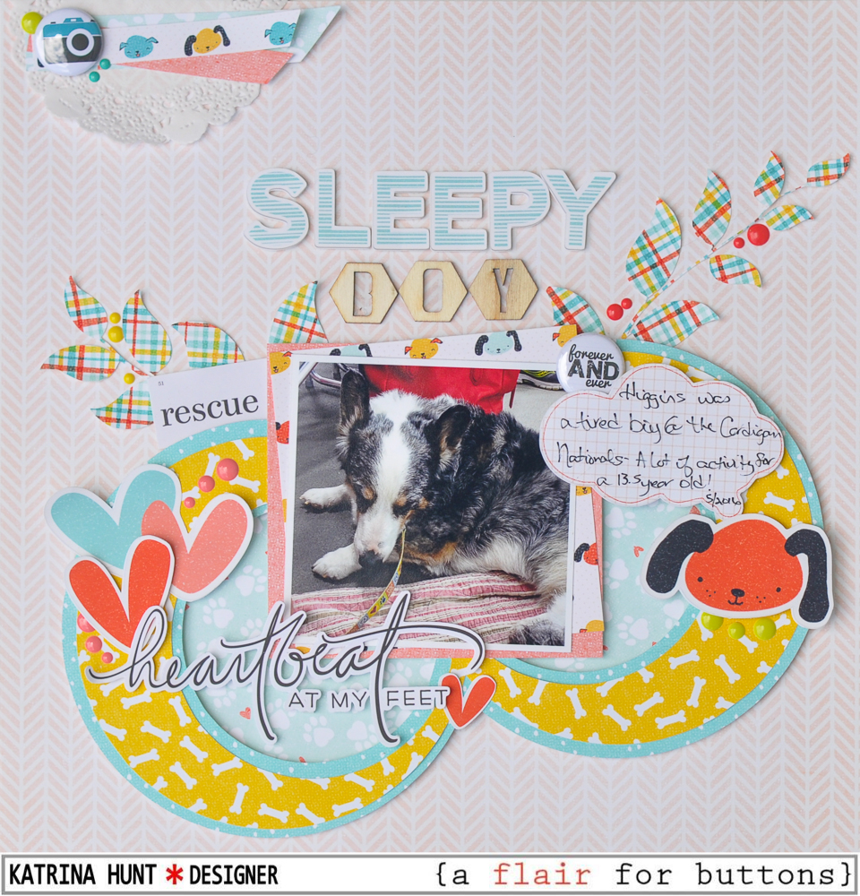 Sleepy_boy_Hybrid_Scrapbook_Layout_A_Flair_For_Buttons_Katrina_Hunt_1000Signed-1