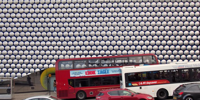 Selfridges store, Future Systems architects, 2004 - Moor Street, Bull Ring, Birmingham B5, UK