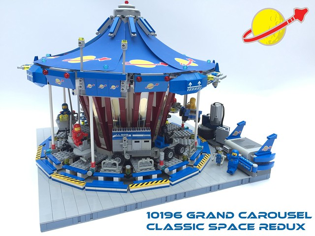 10196 Grand Carousel - Classic Space Redux