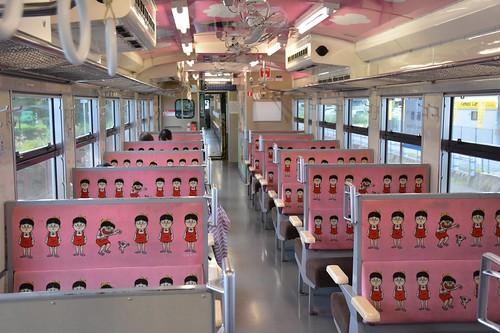 キハ40 2094ネコ娘列車