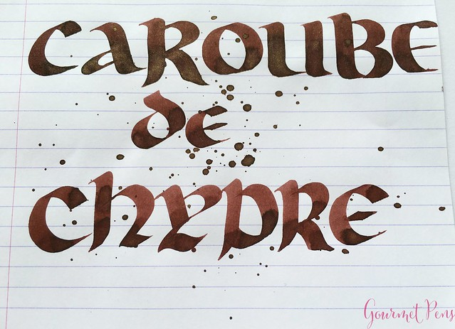 Ink Shot Review J. Herbin 1670 Caroube de Chypre @BureauDirect3718_WM