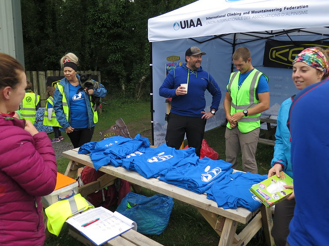 UIAA Respect the Mountains, Wales (June, 2016)